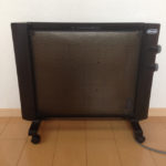 DeLonghi(デロンギ) マイカパネルヒーター 2~6畳 ブラック HMP900J-B ブログ 評判 評価 気になる電気代は?